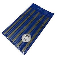 """Спицы для вязания """"Носочные"""" №2.0 (20cm/5шт) металлические"""