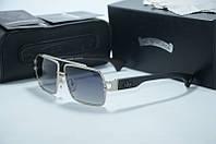Солнцезащитные очки Chrome Hearts Hummer Silver