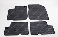 Резиновые коврики Дачия Логан 1 в салон (автомобильные коврики Dacia Logan 1)