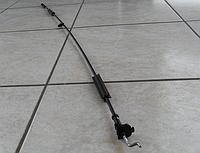 Трос (кабель) наружной ручки открывания боковой сдвижной двери OPEL COMBO GM 0138254 0137821 0137818 13361234