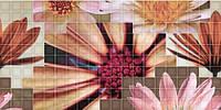 Декор Фанал Мозаико Крема Флор 2 250*500 Fanal Mozaico Crema Flor 2 плитка настенная для ванной.