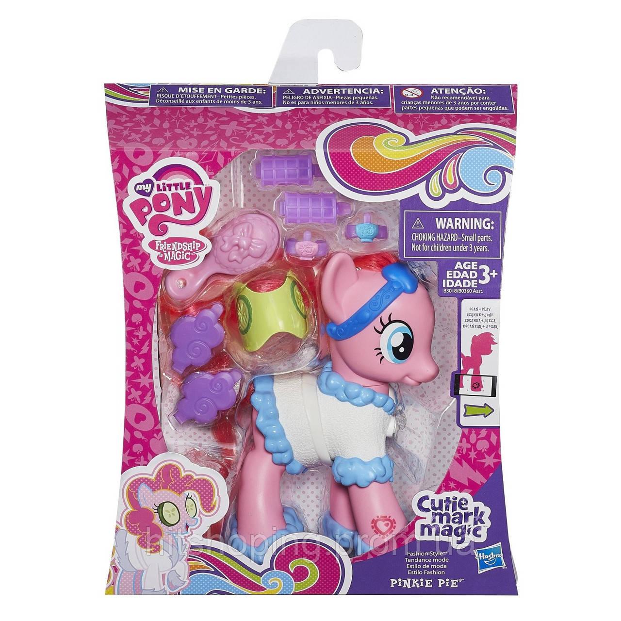 My Little Pony Пони-модница Пинки Пай Cutie Mark Magic ...