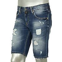 """Шорты мужские джинсовые""""PHILIPP PLEIN"""", фото 1"""