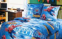 Полуторные комплекты деткого постельного белья из ткани Бязь