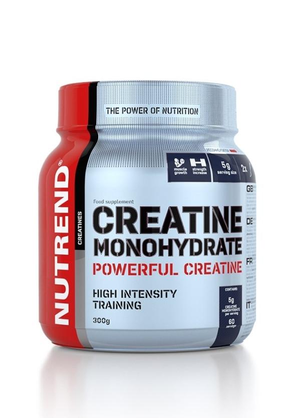 Креатины Nutrend Creatine monohydrate 300g