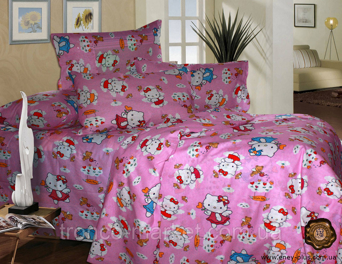 Детский постельный комплект Т0158