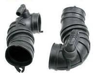 Патрубок (шланг, трубка) воздухоочистителя (от расходомера к дроссельной заслонке (дросселю)) гофрированный X18XE X20XEV OPEL ASTRA-F CALIBRA