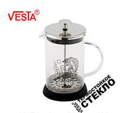 Френч-пресс 350 мл Vesta VS-103
