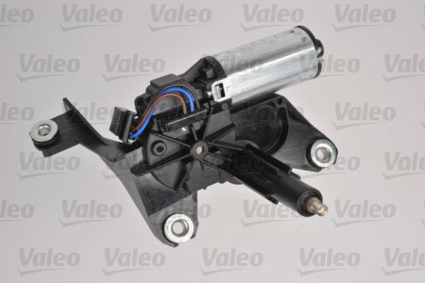 Электровигатель (мотор) стеклоочистителя задний Opel Astra-G хэтчбэк F08 F48 1273055 Valeo 404376
