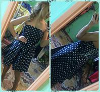Платье корсет БАТАЛ с413.1 (ГЛ)