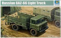 Сборная модель' ГАЗ-66'  1\35    TRUMPETER, фото 1