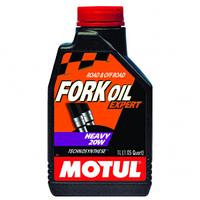 Гидравлическое масло Motul Fork Oil Expert Heavy 20W 1л