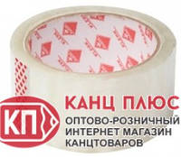 KLERK Скотч упаковочный 48мм * 100м 40мкм прозрачный  арт.12749