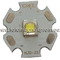 Светодиод(светодиод для фонарика) d20 CREE L2