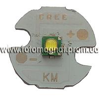 Светодиод(светодиод для фонарика) d16 CREE L2