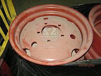 Диск колесный 20хW9,0 5 отверстий МТЗ передний широкие (производитель КрКЗ) 7824-3101012