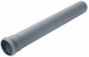 Канализационные трубы пвх 110*315 мм delta