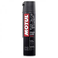 Смазка Motul C2 Chain Lube Road 400мл