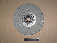 Диск сцепления ведомый ЮМЗ 6 главной передачи муфты сцепления (жёсткий) (производитель ТАРА) 45-1604040 А3-1