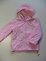 Куртка для девочки 3 - 4 лет