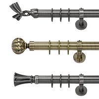 Карниз одинарный трубчатый Ø35 мм