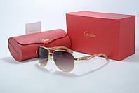 Солнцезащитные очки Cartier