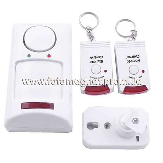 Сигнализация ревун 110 YL (Охранная сирена для дома, дачи, гаража и любых помещений)