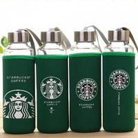 Бутылка дорожная для воды STARBUCKS COFFEE