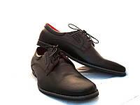 Туфли мужские кожа комфорт LeoStep, фото 1