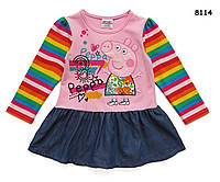 Платье Peppa Pig для девочки. 92 см