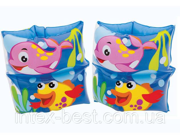 Детские надувные нарукавники 59650, фото 2