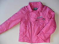 Куртка для девочки 7 - 8 лет