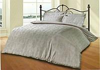 Комплект постельного белья из жаккарда le vele евро despina-lila