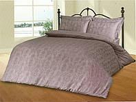 Комплект постельного белья из жаккарда le vele евро despina-murdum