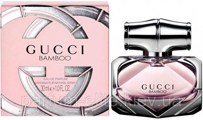 женская парфюмированная вода Gucci Bamboo 30ml по доступным цена в