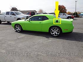 Крышка бензобака Dodge Challenger 2008-15 новая оригинальная