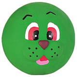 Игрушка для собак Trixie Faces с пищалкой, латекс Ø 6 см (игрушка в ассортименте), фото 3