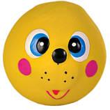 Игрушка для собак Trixie Faces с пищалкой, латекс Ø 6 см (игрушка в ассортименте), фото 2