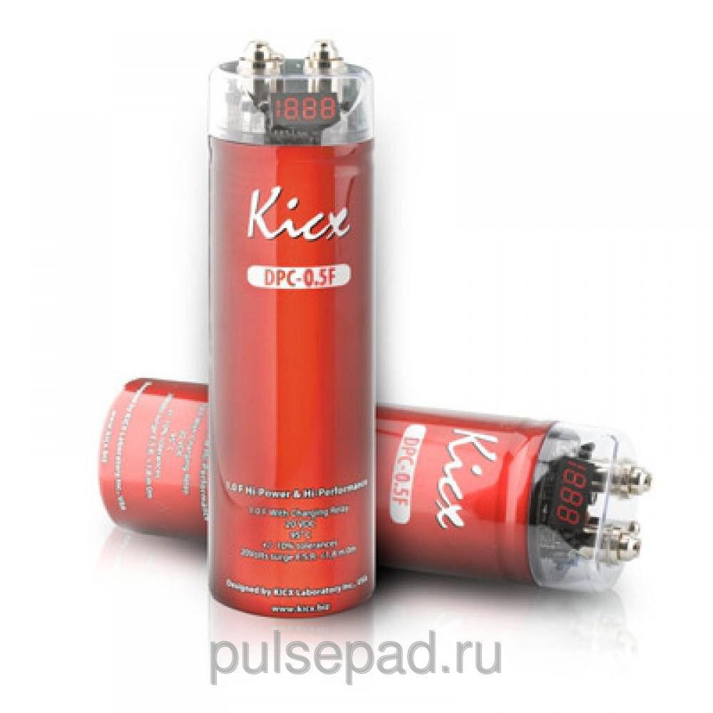 """Конденсатор Kicx DPC-1.0 F - Интернет-магазин """"Ценовал"""" в Львове"""