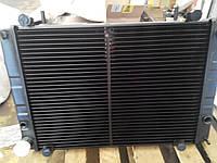 Радиатор водяного охлаждения Газель новый образец (3 рядный медь) (производство Иран)