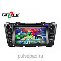 Штатная магнитола Gazer CM182-CW Mazda 5