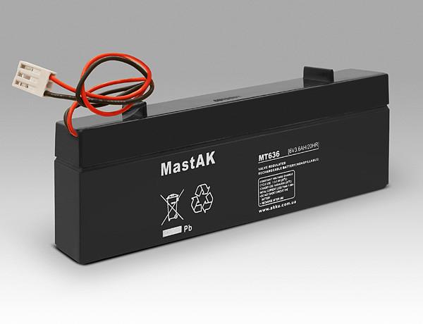 Аккумулятор MastAK MT636 (6v 3.6Ah)