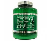 Scitec 100% Whey Protein Isolate 2 kg (banana)