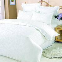 Комплект постельного белья из жаккарда le vele евро SYMPHONY white