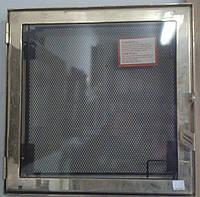 Дверца каминная с ручкой Puulampo позолота (475x475)