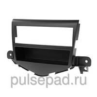 Рамка переходная 11-053 Chevrolet Cruze 09+ w/pocket (Carav) 1 DIN