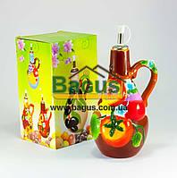 Емкость для растительного масла, уксуса Ассорти 500 мл 490-059