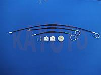 Ремкомплект стеклоподъемника RENAULT KANGOO 2008—2013  левая  дв.