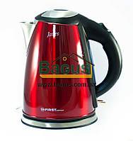 Чайник электрический нержавеющая сталь 1,8л 2200Вт First 5411-6