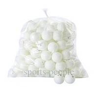 Мячи для настольного тенниса Finals, 40 mm, 144 шт. в кульке.